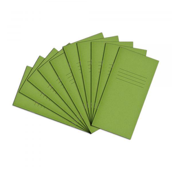 8x4 Light Green 10 Pack