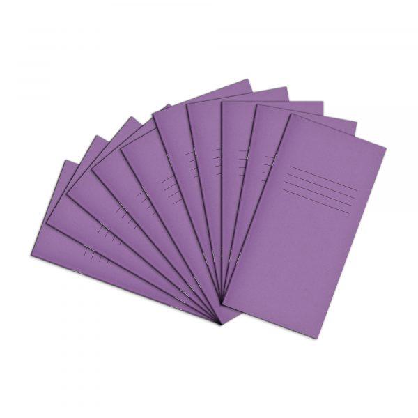 8x4 Purple 10 Pack