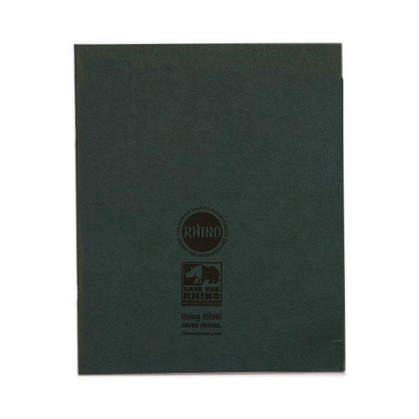 8x6 5 Dark Green BACK