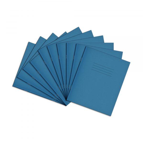 8x6 5 Light Blue 10 Pack