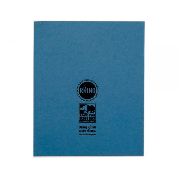 8x6 5 Light Blue BACK