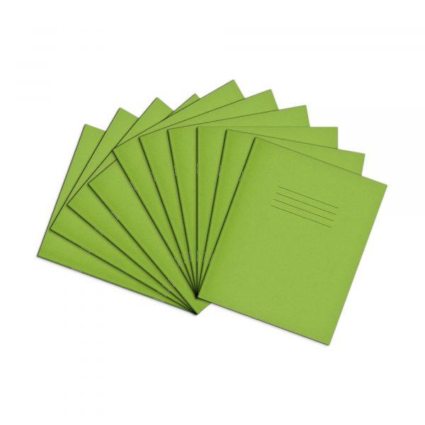 8x6 5 Light Green 10 Pack