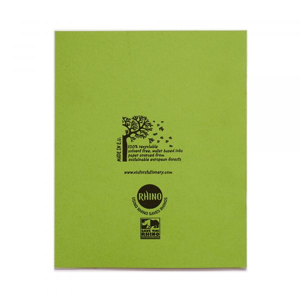 8x6 5 Light Green BACK