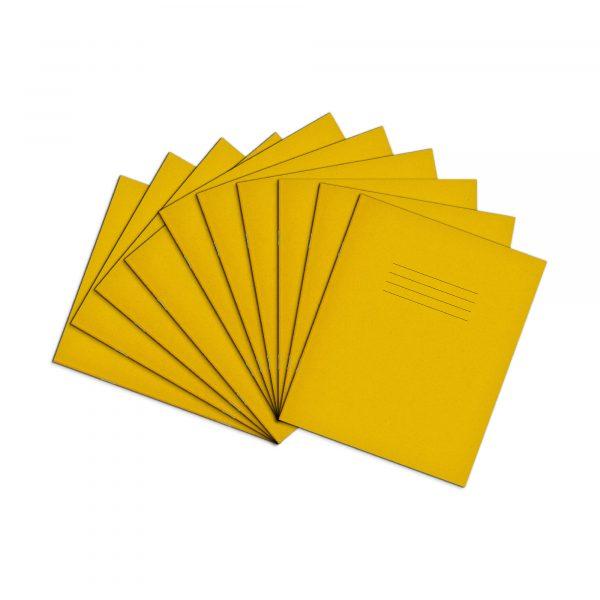 8x6 5 Yellow 10 Pack