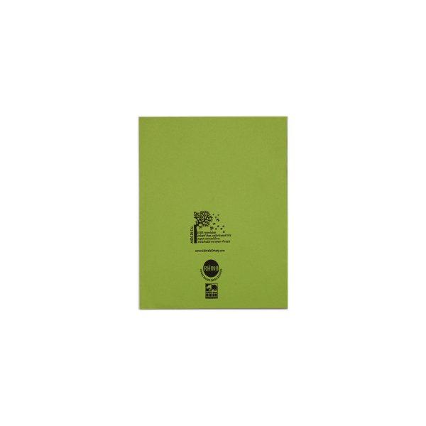 9x7 Light Green BACK