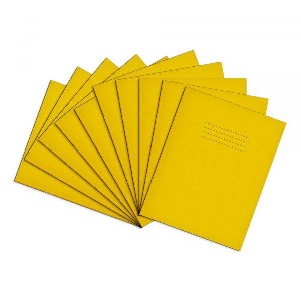 9x7 Yellow 10 Pack