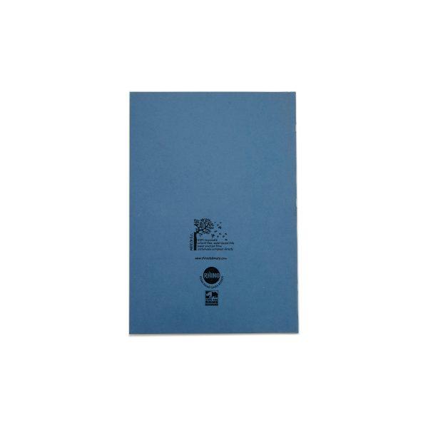 A4 Light Blue BACK
