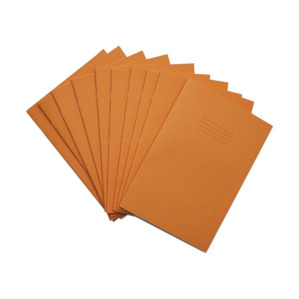 A4 Orange 10 Pack
